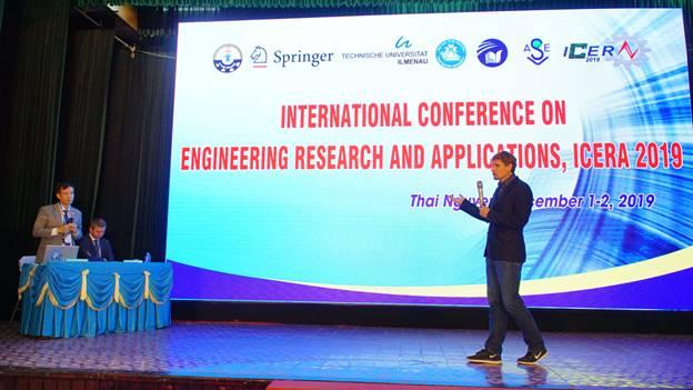 Hội nghị quốc tế về ứng dụng và nghiên cứu kỹ thuật ICERA 2019