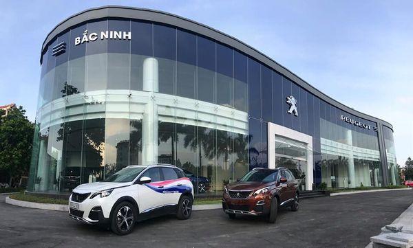 Showroom ô tô MAZDA - PEUGEOT - BMW - TẢI BUS Bắc Ninh cần tuyển dụng