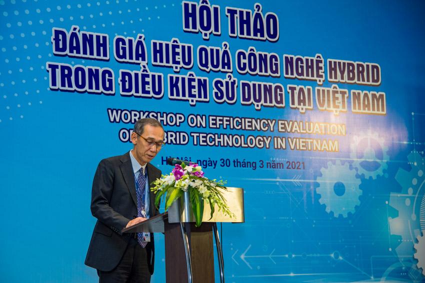 Hội thảo Đánh giá hiệu quả công nghệ Hybrid trong điều kiện sử dụng tại Việt Nam