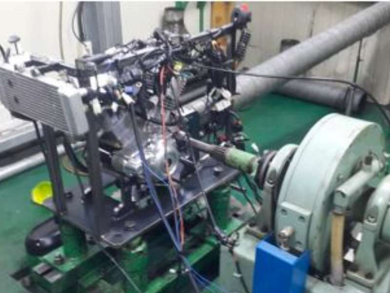 Bài báo: Estimation of parameters affected in internal exhaust residual gases recirculation and the influence of exhaust residual gas on performance and emission of a spark ignition engine